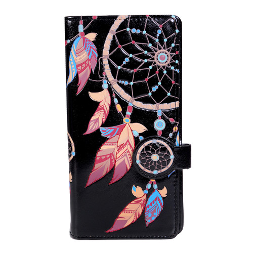 Dreamcatcher - Large Zipper Wallet