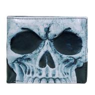 Human Skull - Mens Wallet
