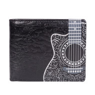 Artistic Guitar - Mens Wallet