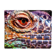 Iguana Lizard Eye - Mens Wallet