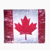 Canadian Flag - Mens Wallet