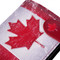 Canadian Flag - Small Zipper Wallet