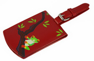 Tree Frog - Luggage Tag