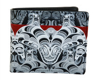 Killer Whale - A Different Perspective - Mens Wallet