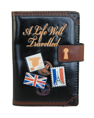 Life Well Travelled - Passport Wallet