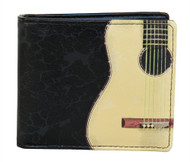 Acoustic Guitar - Men's Wallet