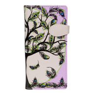 Tree of Life - Large Zipper Wallet
