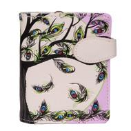 Tree of Life - Small Zipper Wallet