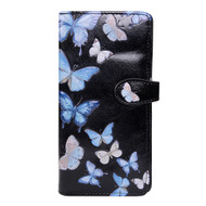 Butterflies in Flight - Large Zipper Wallet