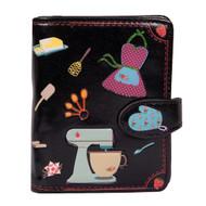 Baking Needs - Small Zipper Wallet