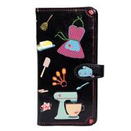 Baking Needs - Large Zipper Wallet