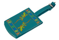 California Gecko - Luggage Tag