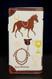 Unbridled - Horse Themed Equestrian - Large Zipper Wallet - Back