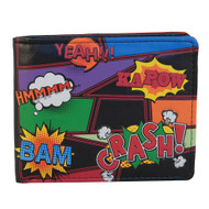 Comic Strip - Mens Wallet