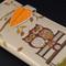 Park Bench Owls - Large Zipper Wallet