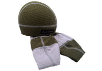 Ultra absorbent SweatHawg Skullcaps - Greens