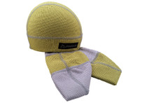 SweatHawg Headwear Ultra absorbent Skullcaps - Yellow