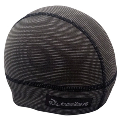 Ultra absorbent Skull Cap in Charcoal (not quite black)