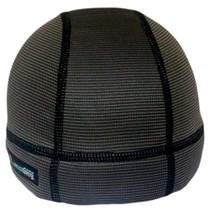 Ultra absorbent Skull Cap X² in Charcoal (not quite black)