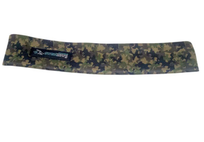 Super Absorbent SweatHawg Headband Sweatband in camo