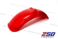 Front Fender Cover (Z50J, Plastics Cover, Red Colour)