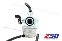Carburetor (50cc - 70cc, Manual Choke Control)