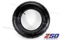 "Tyre & Tube (3.50-10"", On-Road Motard Tyre)"