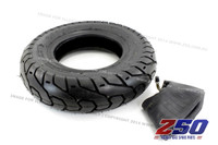 "Tyre & Tube (4.00-8"", On-Road Tyre)"