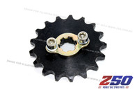 Front Drive Sprocket (420, 17T)
