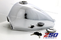 Fuel Tank Assy (Z50J or Z50R, Silver Chromed Colour)