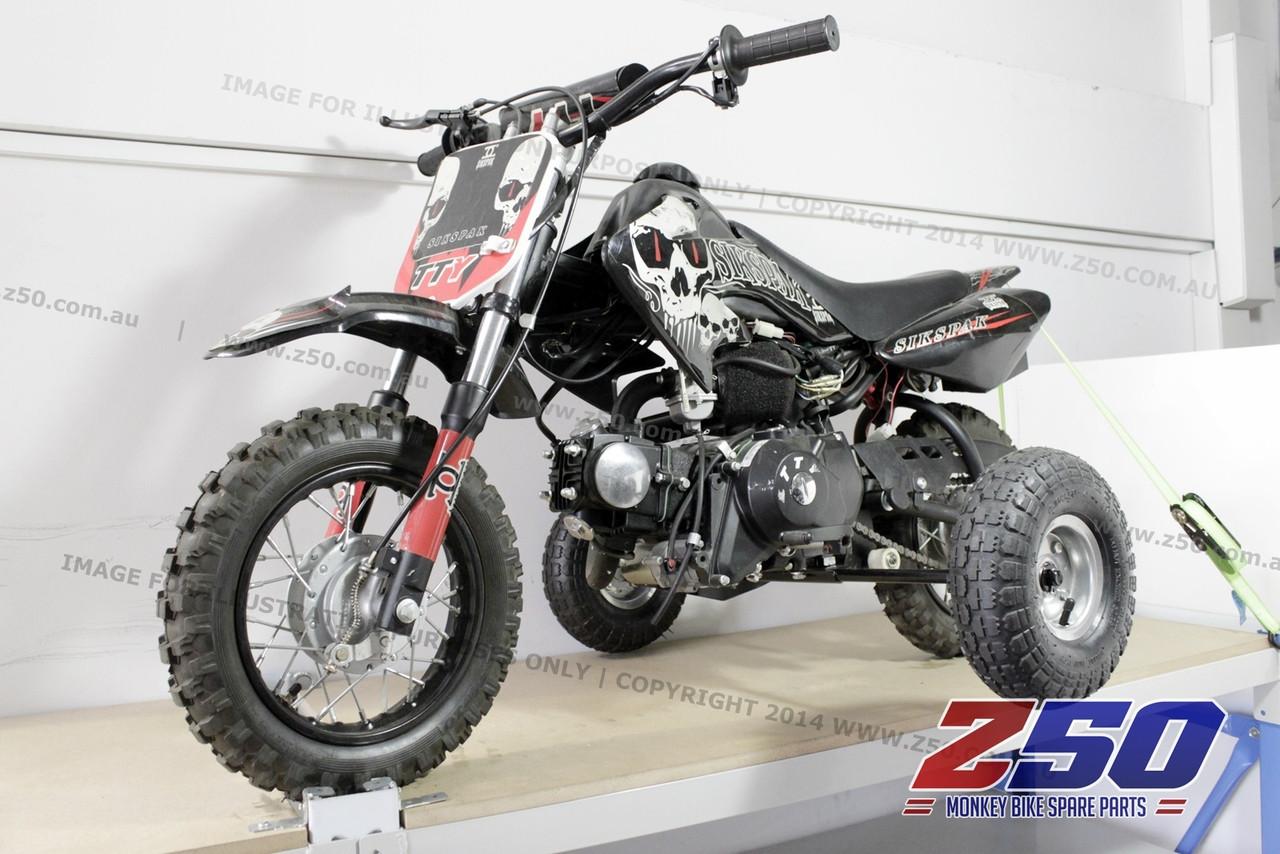 Honda Crf 50 Workshop Manual Xr50r Wiring Diagram Crf50 Xr50 Training Wheels Rh Z50 Com Au 70