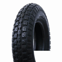 "*** Vee Rubber *** (2pcs) Tyre & Tube (3.50-8"", Off-Road Tyre)"