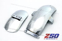 Fender Kit (Front & Rear, Z50A, Steel Chromed)
