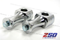CNC Alloy Handlebar Riser (75mm Height)