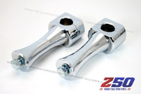 CNC Alloy Handlebar Riser (100mm Height)