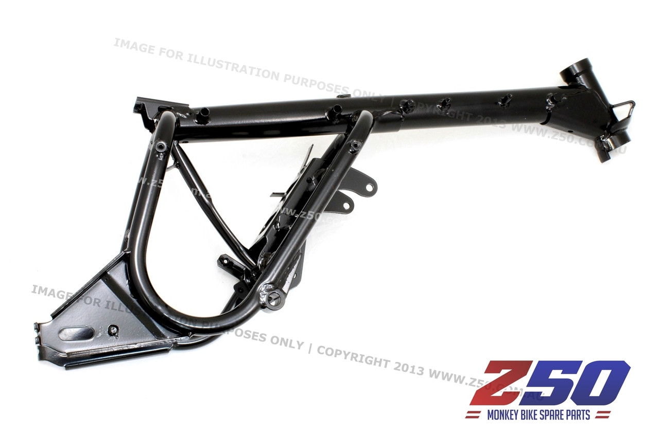 honda aftermarket z50 bike frame