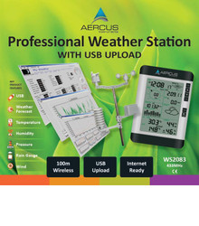 Aercus Instruments WS2083 Pro Wireless Weather Station