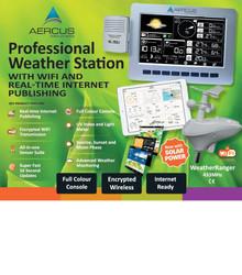 Aercus Instruments™ WeatherRanger®