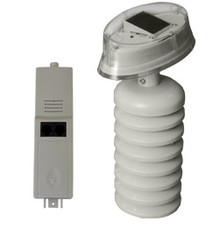 Replacement Transmitter with Solar/UV Sensor for Aercus Instruments WS3083