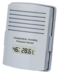 Indoor sensor for the Aercus Weather Ranger and Weather Sleuth