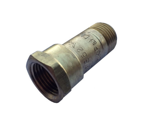 Backflow Prevention Valve (Brass Colour)