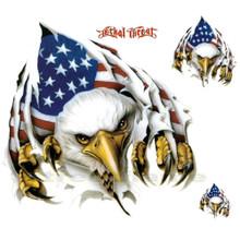Rip N Tear Eagle Decals - Large
