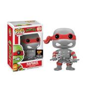 Funko Pop Grey Raphael Teenage Mutant Ninja Turtles Alamo City Comic Con Exclusive