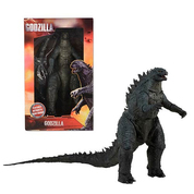 "Godzilla 2014 Movie - 24"" Head To Tail Action Figure w/Sound Effects By NECA"