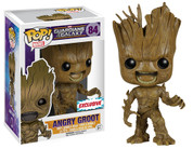 [ IN STOCK ] Funko Pop Marvel Guardians of the Galaxy Toymatrix.com EXCLUSIVE ANGRY GROOT POP!