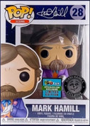 FUNKO POP! MARK HAMILL JOKER IN PURPLE SUIT DESIGNERCON EXCLUSIVE