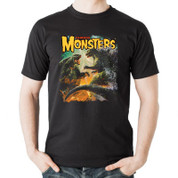 Famous Monsters of Filmland Godzilla vs Gamera Clash of the Kaiju T-Shirt adult unisex shirt