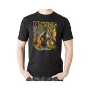 Famous Monsters of Filmland Legendary Godzilla 1954 T-Shirt adult unisex shirt
