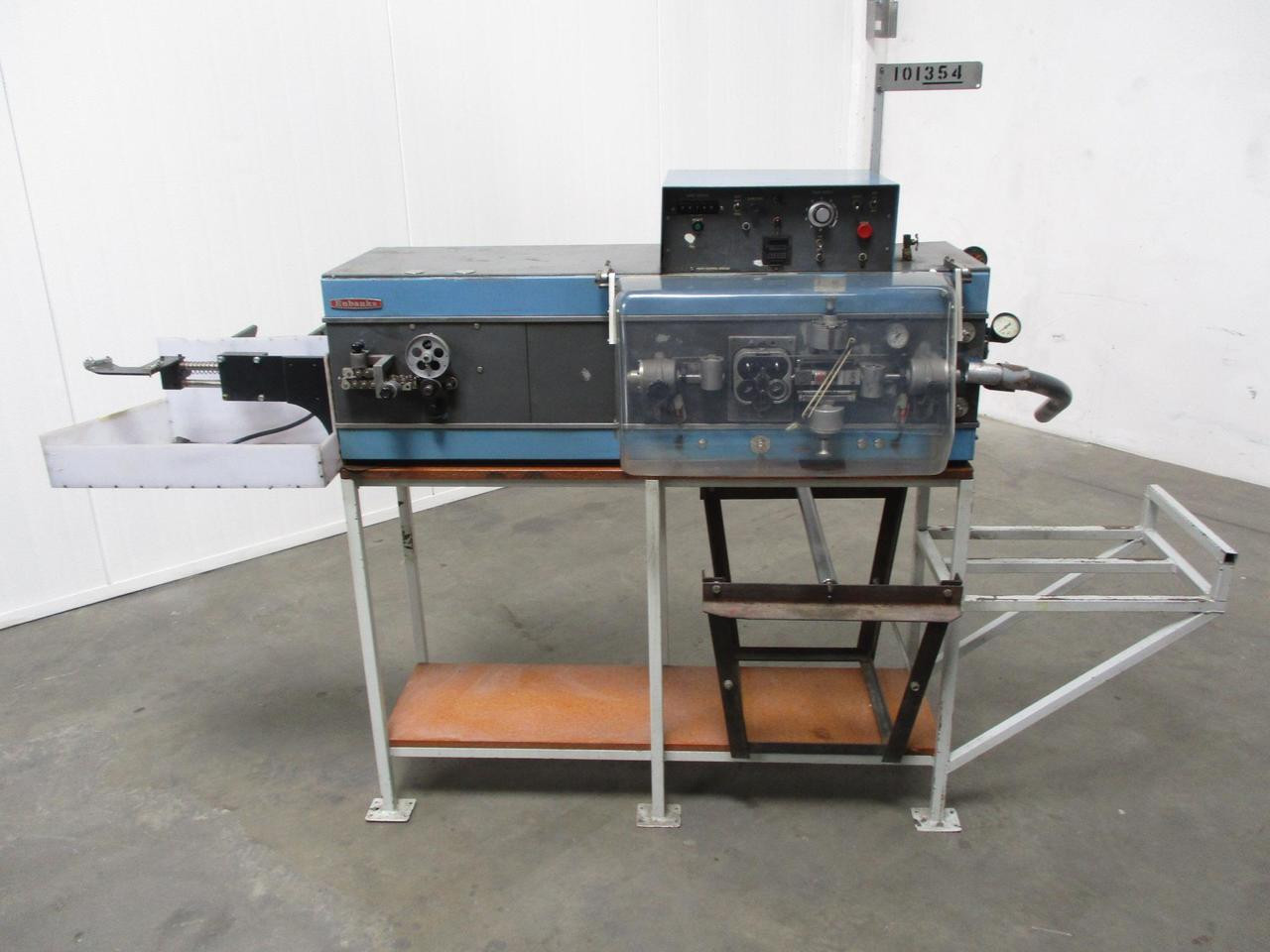 Eubanks Wire Stripping Machine | Eubanks 02600 Industrial Wire Stripper Cutter Test Equipment And