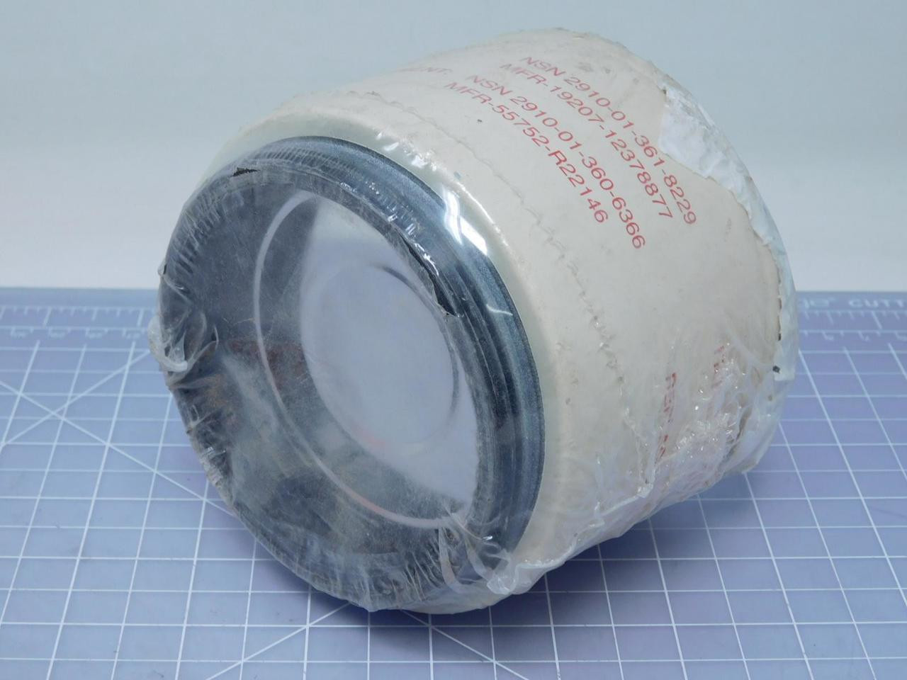 Parker Nsn 2910 01 361 8229 Fuel Filter T118540 Test Equipment And For Sale